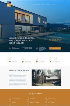 Real estate Property Builder Wordpress Website Development in Surat