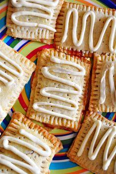 Really want to make homemade pop tarts!