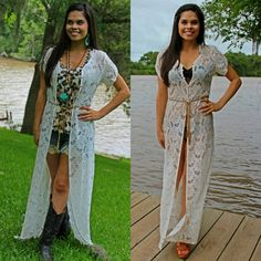 Southern Forever Duster