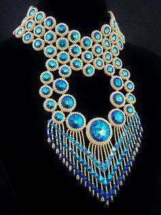 Beautiful beaded jewelry by Marsha Wiest-Hines | Beads Magic