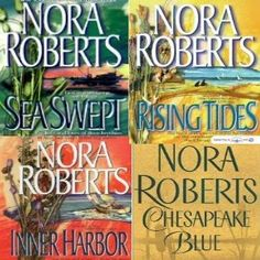 Nora roberts- chesapeake bay series