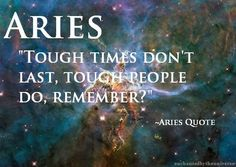 People Quotes About Aries. QuotesGram