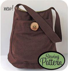 Keyka Lou Bucket Bag - Downloadable Pattern