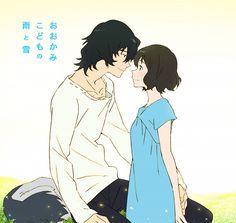 Tags: Anime, Mameko, Ookami Kodomo no Ame to Yuki, Hana (Ookami Kodomo), Ookami Otoko