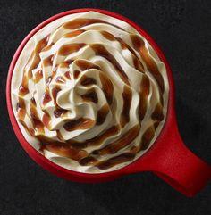 Gingerbread Latte (Serving Suggestion)