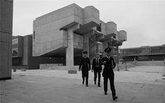 """Galería de Cine y Arquitectura: """"La Naranja Mecánica"""" - 13"""