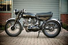 Black Shadow Series-D Vincent Motorcycles