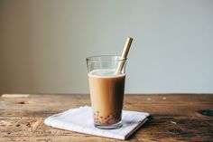 How to Make Bubble Tea at Home. One of my favorite things in the whole world.