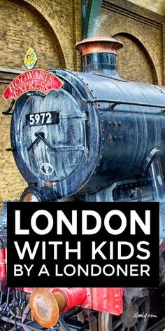 The ultimate bucket list of the best things to do in London with kids written by a London parent includes everything from cool museums, outoor adventures and things to do on rainy days. #london #visitlondon #thingstodolondon #londonwithkids #londonbucketlist #travellondon #visitbritain #visitengland #travelengland #travelbritain Days Out In London, London With Kids, Things To Do In London, Scotland Travel Guide, Ireland Travel, Travel With Kids, Family Travel, Family Vacations, Kids Things To Do