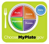 Nutrition Plate Unveiled, Replacing Food Pyramid, NYT - Students might create personal 'food pyramids.'