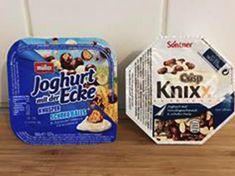 Joghurt mit Ecke Müller Aldi