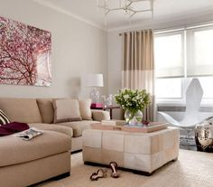 Touch of Trend   Patterns, prints, colors, and textures come together to create the ultimate livable space.