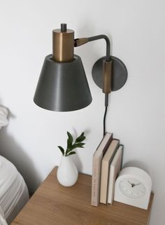 The Best Bedroom Lighting - choosing the right wall sconce