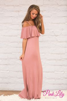 This beautiful maxi is such a gorgeous addition to your wardrobe!