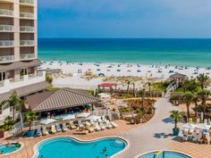Top 7 Oceanfront Hotels in Pensacola Beach in 2019 (with Prices & Photos) - TripsToDiscover Florida Resorts, Visit Florida, Florida Beaches, Beach Resorts, Hotels And Resorts, Pensacola Beach Hotels, Pensacola Florida, Destin Beach, Popular Holiday Destinations