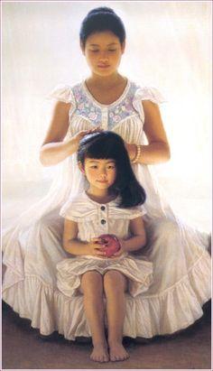 Red Tube Asian Mom