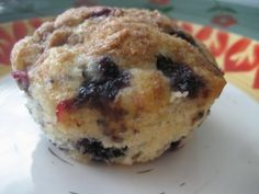 Fabulous with TJ's mixed berries.