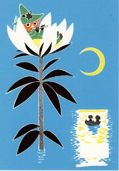 Tove Jansson's Illustrations for Who Will Comfort Toffle? Children's Book Illustration, Graphic Design Illustration, Book Illustrations, Les Moomins, Tove Jansson, Thats The Way, Fairy Tales, Artsy, Sketches