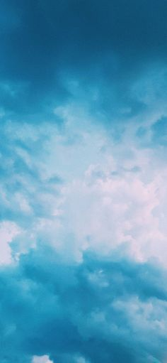Sky, blue, sea of clouds, clouds Wallpapers for iPhone11, iPhone11 Pro, iPhone 11 Pro Max - Free Wallpaper | Download Free Wallpapers