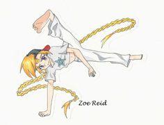 Martial Artist Girl by Zoe-The-Zurtle on DeviantArt Martial Artist, Princess Zelda, Deviantart, Creative, Fictional Characters, Fantasy Characters