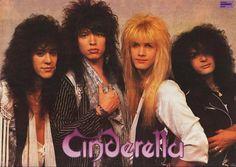 cinderella band - Google Search