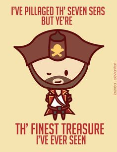 Gangplank: League of Valentines by Jaunea.deviantart.com on @DeviantArt