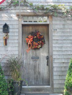 Autumn on Nantucket is lovely