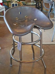 Tractor Seat Chairs On Pinterest Tractor Seat Stool