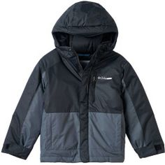 "2488679_Black_Graphite%3Fwid%3D800%26hei%3D800%26op_sharpen%3D1 Best Deal ""Boys 47 Columbia Heavyweight Hooded Jacket"