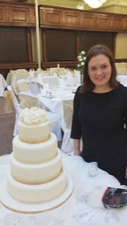 Annie's Appetite: Making a Wedding Cake How To Make Wedding Cake, Vanilla Cake, Irish, Wedding Cakes, Posts, Eat, Cooking, Desserts, Blog