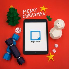 Paperfold Paper Holidays on Behance