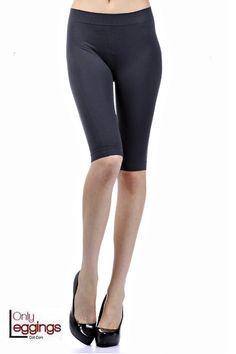 7 Inch Multi Size Nylon Leggings   OnlyLeggings.com - Leggings Superstore