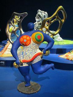 expo Niki de Saint Phalle