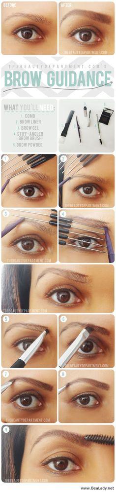 18 Helpful Makeup Tutorials - BeaLady.net
