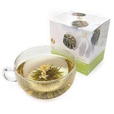 Jasmine blossom tea my favorite tea.