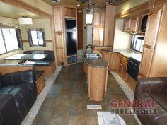 Used 2014 CrossRoads RV Sunset Trail Reserve SF34RE Fifth Wheel at General RV   Draper, UT   #129227