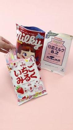 SNSで話題沸騰!エコ可愛い「お菓子ポーチ」が簡単に作れちゃう☆ | C CHANNEL