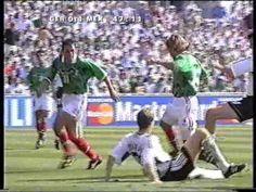 WM-Achtelfinale 1998: Deutschland-Mexico 2:1