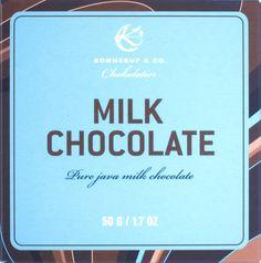 Konnerup Java Milk Chocolate