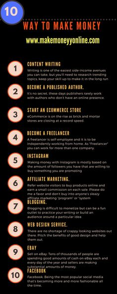 6 Fabulous Tips Can Change Your Life: Make Money Online Data Entry online marketing ideen.Make Money Fast Affiliate Marketing work from home stay focused. Make Money Writing, Make Money Blogging, Money Tips, Earn Money Online, Online Jobs, Tips Online, Make Money Fast, Make Money From Home, Making Money On Instagram