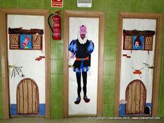 2015.04.13 Decoración Quijote - Ceip Colecarrion - Álbumes web de Picasa