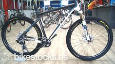 Bicicleta Gt 13 Zaskar 29 Carbon Pro 2013 #bikes #bikestocks #GT