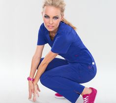 Smittens scrub pants are anything but boring. With cargo pockets, cool accents and a stylish fit, you will find the flattering styles you love from Smitten.      #SmittenScrubs @SmittenScrubs #nurses #nursing #healthcare #uniforms #studentnurse #rocknroll #rockstar #Spring #Easter #Passover
