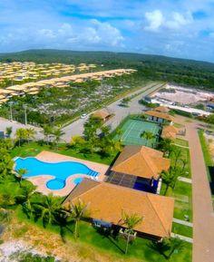 Lote em condomínio de alto padrão à venda em Praia do Forte, Bahia, Brasil.