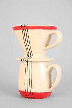Toast Ceramics Pour-Over Coffee Set - Urban Outfitters