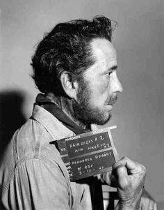 "Humphrey Bogart en ""El tesoro de Sierra Madre"", 1948"