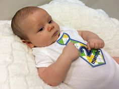 Spurgeon Photos At Two Months! - Blog - The Seewald Family