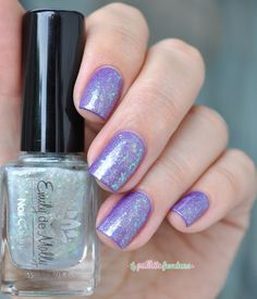 Emily de Molly shades // Swatch and review
