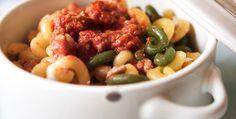 Modena in tavola / Gramigna con salsiccia — Rete Civica Monet