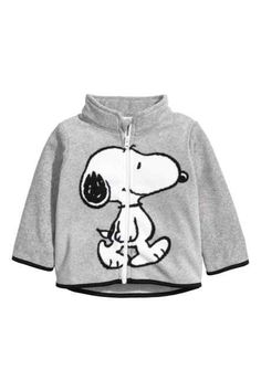 Discover a range of clothes for baby boys and toddlers at H&M, with practical options in fun prints and colours. Shop online for little boy outfits now. Baby Boy Fashion, Kids Fashion, Snoopy Clothes, Boys Clothes Online, Winter Baby Boy, Fleece Vest, H&m Online, Hoodies, Sweatshirts
